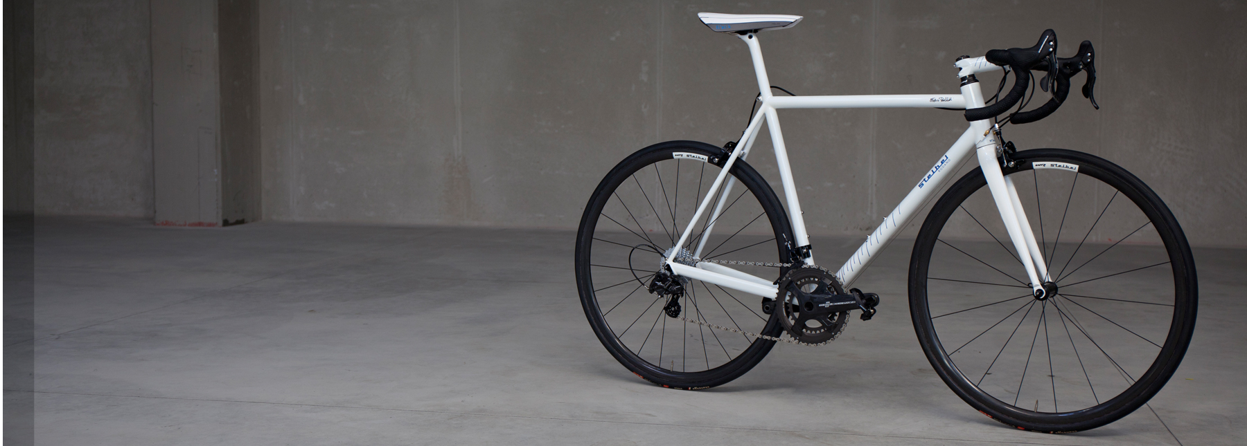 Handcrafted Custom Steel Frame | Made in Italy