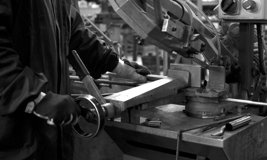 Steel TIG Welding