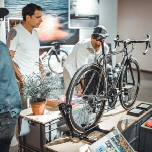Rapha Miami Stelbel Bikes