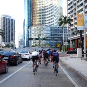 Rapha Miami Ride