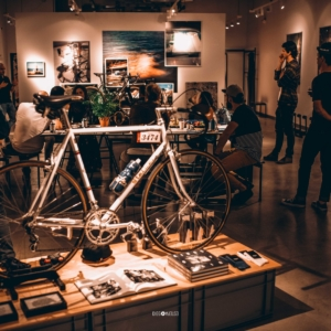 Stelbel Visit Rapha Miami Shop