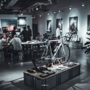 Stelbel Visit Rapha Miami Shop Photos